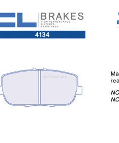 4134RC5+ / RC6 CL Brakes Mazda MX-5 Miata