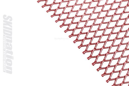 Aluminium wire mesh red SkidNation