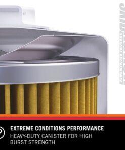 Mazda MX-5 KN HP 1002 oil filter performance