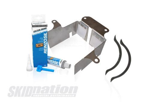 Mazda MX-5 oil pan baffle upgrade SkidNation