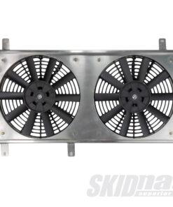 Mazda MX-5 NB SkidNation fan shroud back