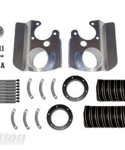 Mazda MX-5 brake ducts kit