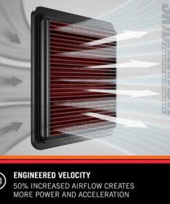 Mazda MX-5 KN 33 2335 air filter engineered velocity