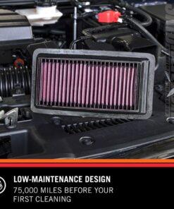 Mazda MX-5 KN 33 2335 air filter low maintenance design