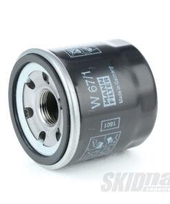 Mazda MX-5 mann w671 oil filter side