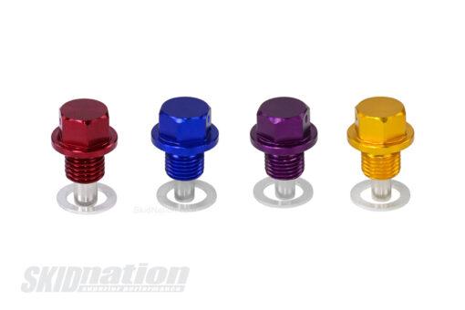 Mazda MX-5 magnetic oil sump plug all colours