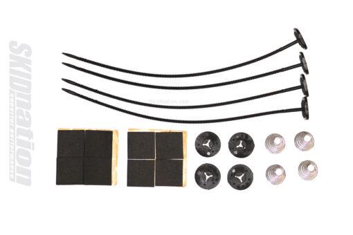 Universal radiator fan mounting kit Mazda MX-5