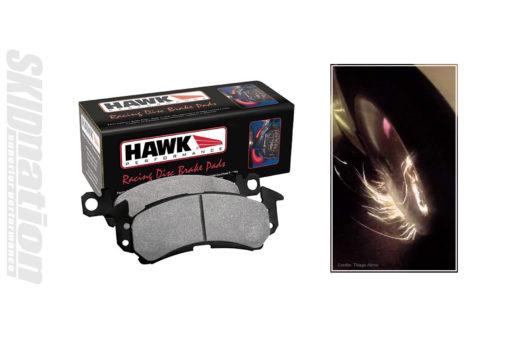 Mazda MX-5 Hawk HP+ brake pads