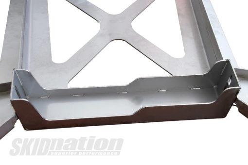 MX-5 stiffening combo chassis brace