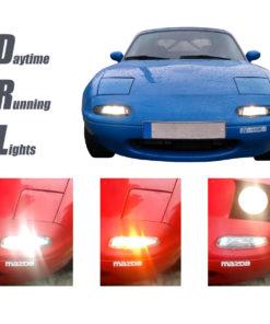 Mazda MX-5 Mk1 Daytime Running Lights