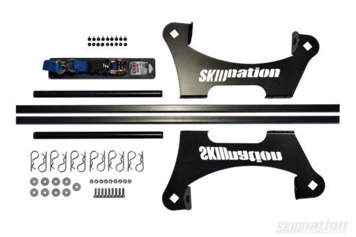 Tyre rack for Mazda MX-5