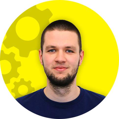 SkidNation team - Andrej