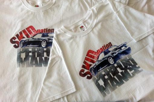 SkidNation MX-5 T-shirt