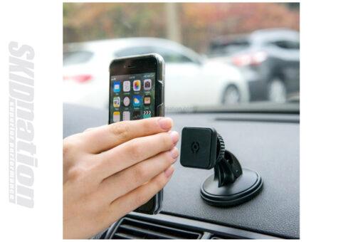 Universal magnetic phone mount Mazda MX-5 Miata 4